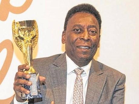 Huyền thoại bóng đá Pele và ký ức khó quên 47 năm về trước