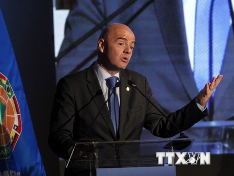 FIFA tuyên bố sẽ tăng suất dự World Cup cho khu vực Nam Mỹ