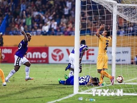 Hình ảnh đáng nhớ trong ngày Hà Nội FC vô địch V-League 2018