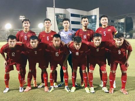 Đội tuyển U19 Việt Nam ngược dòng đánh bại U19 Cote d'Ivoire