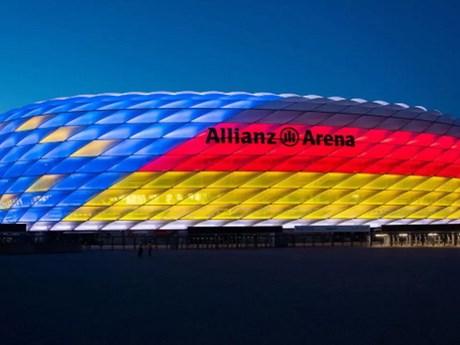 Bayern cùng nước Đức chạy đua giành quyền đăng cai EURO 2024