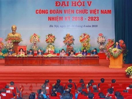 Đại hội Công đoàn Việt Nam lần thứ XII khai mạc vào sáng 24/9