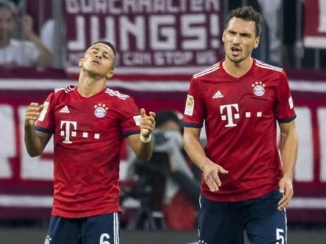 Nhìn lại thảm bại của Bayern ngay tại thánh địa Allianz Arena