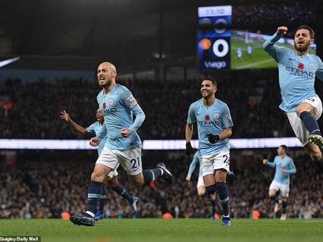 Cận cảnh Manchester City 'gieo sầu' cho Manchester United