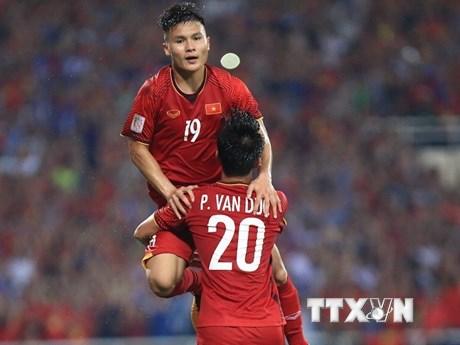 4 tuyển thủ Việt Nam được ESPN bình chọn vào đội hình tiêu biểu