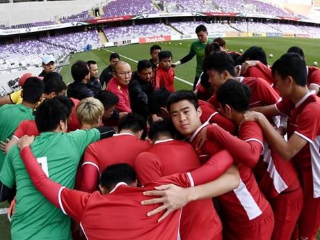 Cận cảnh Australia, Jordan giúp Việt Nam rộng cửa vào vòng 1/8