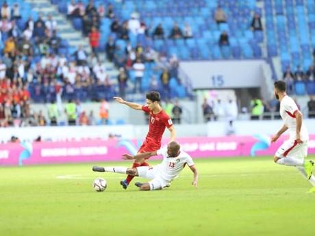 Cập nhật kết quả Jordan - Việt Nam 1-1: Quyết đấu ở hiệp phụ