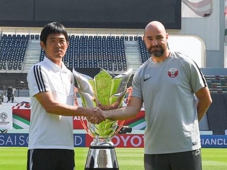 HLV Nhật Bản và Qatar ''hâm nóng'' trận chung kết Asian Cup 2019
