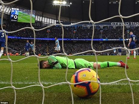 Cận cảnh Man City 'hủy diệt' Chelsea, giúp M.U lên tốp 4