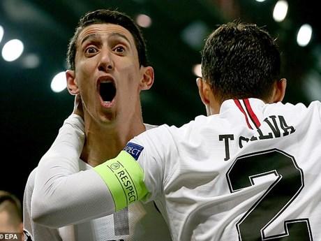 Nhìn lại trận thua của M.U trước PSG ngay tại Old Trafford
