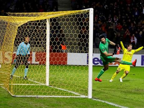 Nhìn lại thất bại sốc của Arsenal trước BATE tại Europa League