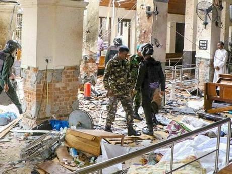 Nổ ở Sri Lanka: Tin thêm về vụ nổ mới nhất ở thủ đô Colombo | Châu Á-TBD | Vietnam+ (VietnamPlus)