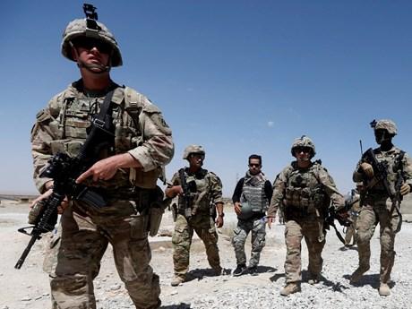 Tướng Mỹ nhận định cần duy trì lực lượng tại Afghanistan   Châu Á-TBD   Vietnam+ (VietnamPlus)
