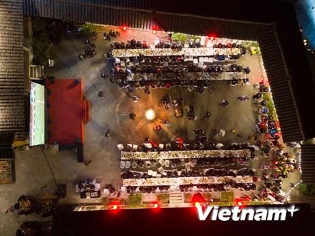 Lạc giọng vì cổ vũ U22 Việt Nam ở nơi đặc biệt nhất đất nước   Bóng đá   Vietnam+ (VietnamPlus) - xổ số ngày 16102019