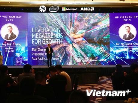 Việt Nam có tốc độ tăng trưởng công nghệ số hàng đầu Đông Nam Á | Công nghệ | Vietnam+ (VietnamPlus)