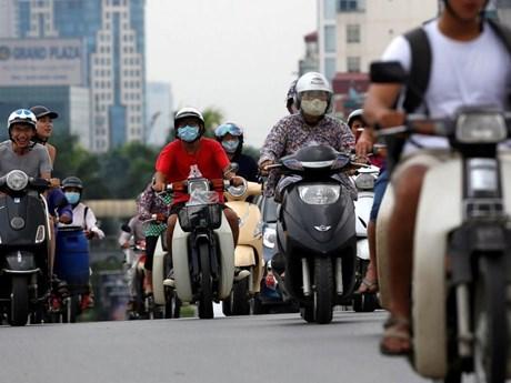 Thị trường xe máy Việt Nam
