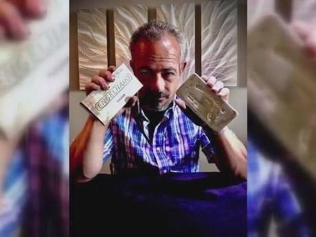Thợ kim hoàn Mỹ chôn giấu kho báu 1 triệu USD mời gọi người săn tìm | Chuyện lạ | Vietnam+ (VietnamPlus)