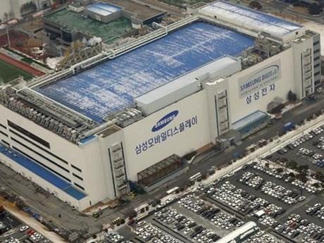Samsung yêu cầu đối tác dự trữ các linh kiện do Nhật Bản sản xuất   Châu Á-TBD   Vietnam+ (VietnamPlus)