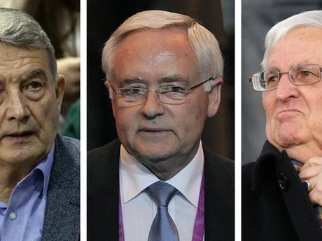 Thụy Sĩ truy tố 3 cựu quan chức bóng đá Đức vì tội lừa đảo | Bóng đá | Vietnam+ (VietnamPlus)