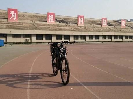 Trung Quốc chế tạo xe đạp tự động sử dụng trí tuệ nhân tạo | Công nghệ | Vietnam+ (VietnamPlus)
