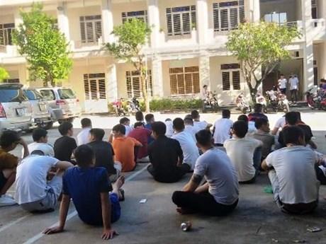 Đà Nẵng: Phát hiện 58 đối tượng sử dụng ma túy tại quán karaoke