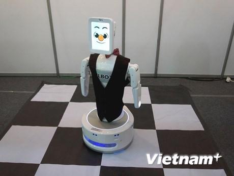 SMC 2019 giới thiệu sản phẩm công nghệ độc đáo chăm sóc người cao tuổi | Sức khỏe | Vietnam+ (VietnamPlus)