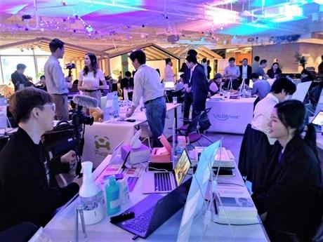 MIK 2019: Các sản phẩm độc đáo tại G-Valley Business Concert   Doanh nghiệp   Vietnam+ (VietnamPlus)