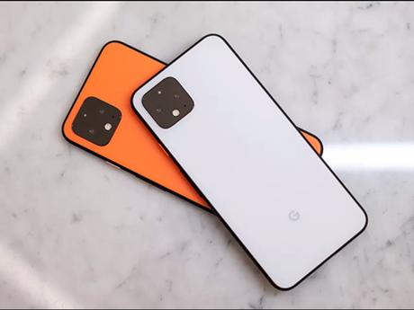 Google Pixel 4 trình làng với nhiều công nghệ hiện đại