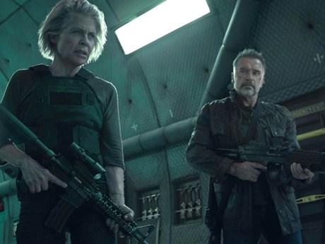 'Terminator: Dark Fate' không đạt kỳ vọng về doanh thu ngày đầu tiên | Điện ảnh | Vietnam+ (VietnamPlus)