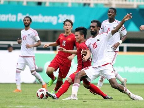 Đài truyền hình SPOTV Hàn Quốc mua bản quyền trận Việt Nam-UAE   Bóng đá   Vietnam+ (VietnamPlus)