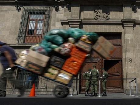 Mexico: Sỹ quan cảnh sát nổ súng vào dân thường, 4 người thiệt mạng