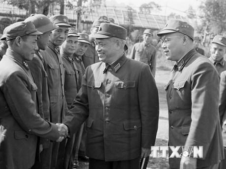Một số vị Đại tướng 'huyền thoại' của Quân đội nhân dân Việt Nam | Chính trị | Vietnam+ (VietnamPlus)