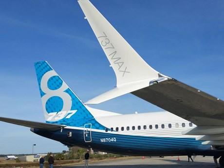 Boeing phát hiện một lỗi mới trên phần mềm của máy bay 737 MAX | Công nghệ | Vietnam+ (VietnamPlus)