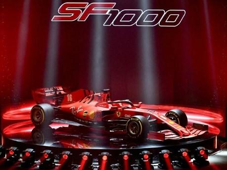 Kết quả hình ảnh cho Chiêm ngưỡng 'siêu phẩm' SF1000 của đội đua F1 Ferrari