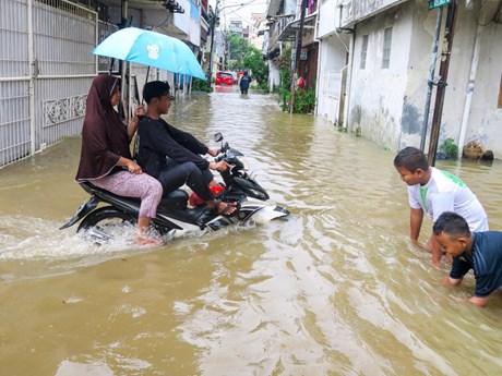 Indonesia chi hàng triệu USD để nỗ lực giảm nguy cơ lụt lội