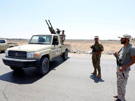 Nga, Thổ Nhĩ Kỳ ủng hộ lệnh ngừng bắn ngay lập tức tại Libya | Trung Đông | Vietnam+ (VietnamPlus)