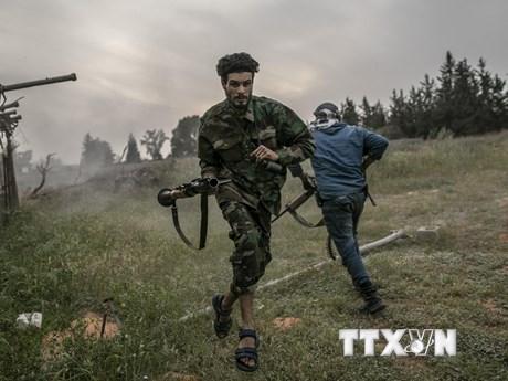 Nga ủng hộ giải quyết xung đột ở Libya bằng biện pháp ngoại giao