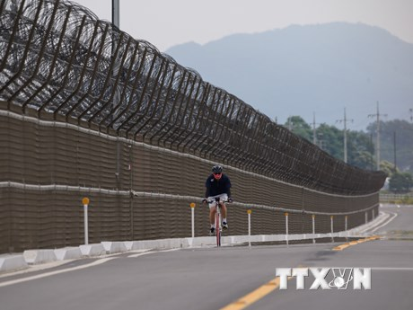 Hàn Quốc cam kết thúc đẩy hòa bình lâu dài trên Bán đảo Triều Tiên