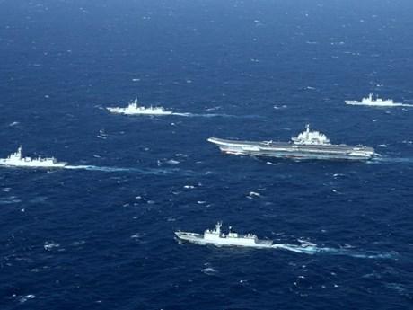 Mỹ, Philippines kêu gọi Trung Quốc tránh gây căng thẳng tại Biển Đông   ASEAN   Vietnam+ (VietnamPlus)
