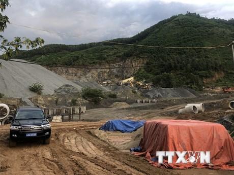 Đà Nẵng: Giải quyết vướng mắc trong Dự án mở rộng bãi rác Khánh Sơn | Môi trường | Vietnam+ (VietnamPlus)