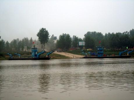 Trung Quốc cảnh báo lũ trên sông Hoài Hà vượt mức báo động | Môi trường | Vietnam+ (VietnamPlus)