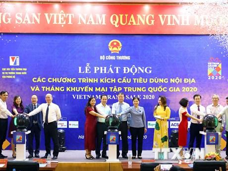 Hơn 3.000 chương trình khuyến mại nhằm kích thích tiêu dùng trong nước | Kinh doanh | Vietnam+ (VietnamPlus)