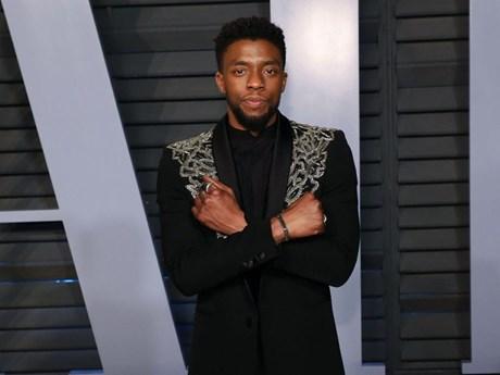 Người hâm mộ điện ảnh thế giới tưởng nhớ ngôi sao 'Black Panther'
