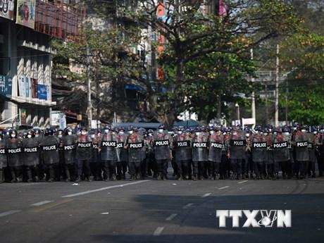 Dư luận quốc tế lo ngại về tình hình bạo lực tại Myanmar