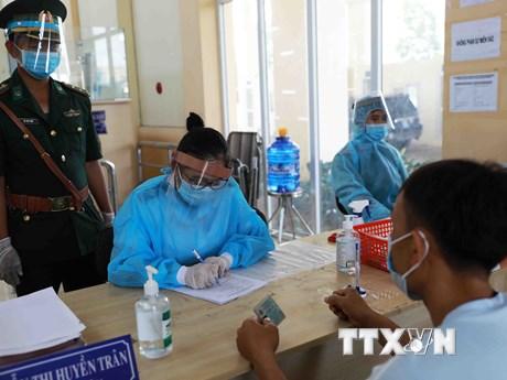 Việt Nam không có thêm ca mắc COVID-19, tiếp nhận vaccine từ COVAX