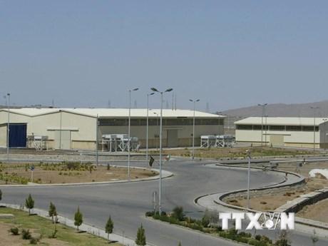 Iran tuyên bố đã sản xuất 50kg urani làm giàu cấp độ 20%
