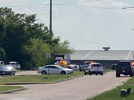 Mỹ: Xả súng ở bang Texas khiến 5 người thương vong
