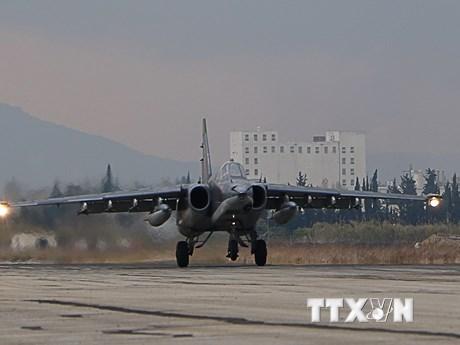 Thổ Nhĩ Kỳ cấm Nga bay giám sát tại khu vực biên giới với Syria