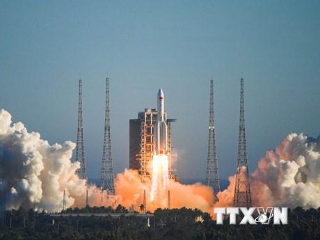 Trung Quốc phát triển vật liệu siêu bền dùng trong hàng không vũ trụ