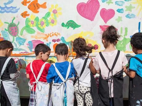 Ngày Quốc tế thiếu nhi 1/6 đặc biệt tại nhiều nước châu Âu  | Đời sống | Vietnam+ (VietnamPlus)